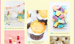 Featured summer treats and sweets!