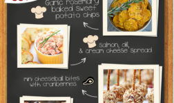 Super Bowl Snacks and Starters from Chips to Dips!