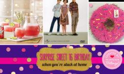 Surprise sweet 16