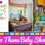 How to Plan a Fun Taco-themed Baby Shower Fiesta