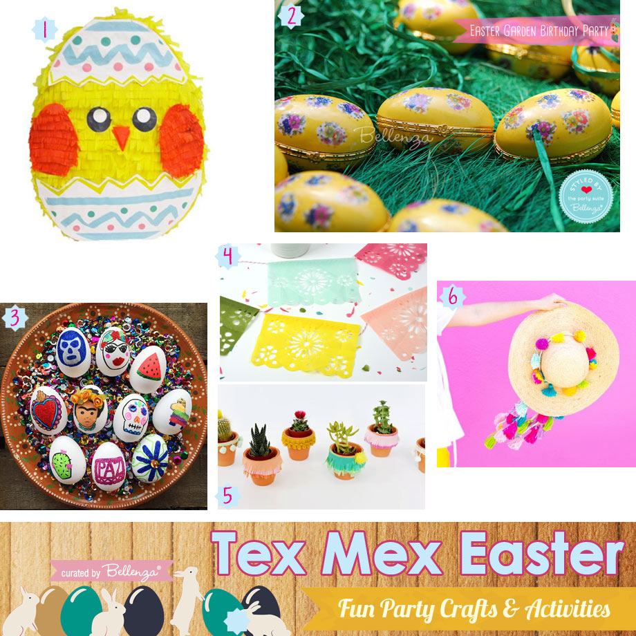 Tex Mex Easter Fiesta Party