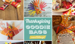 thanksgiving Goodie Bags You Can Make