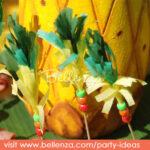Tropical appetizer ideas