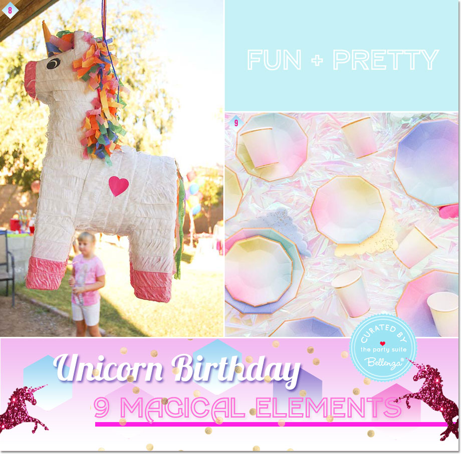 How to Bring Magic to a Unicorn Birthday Party