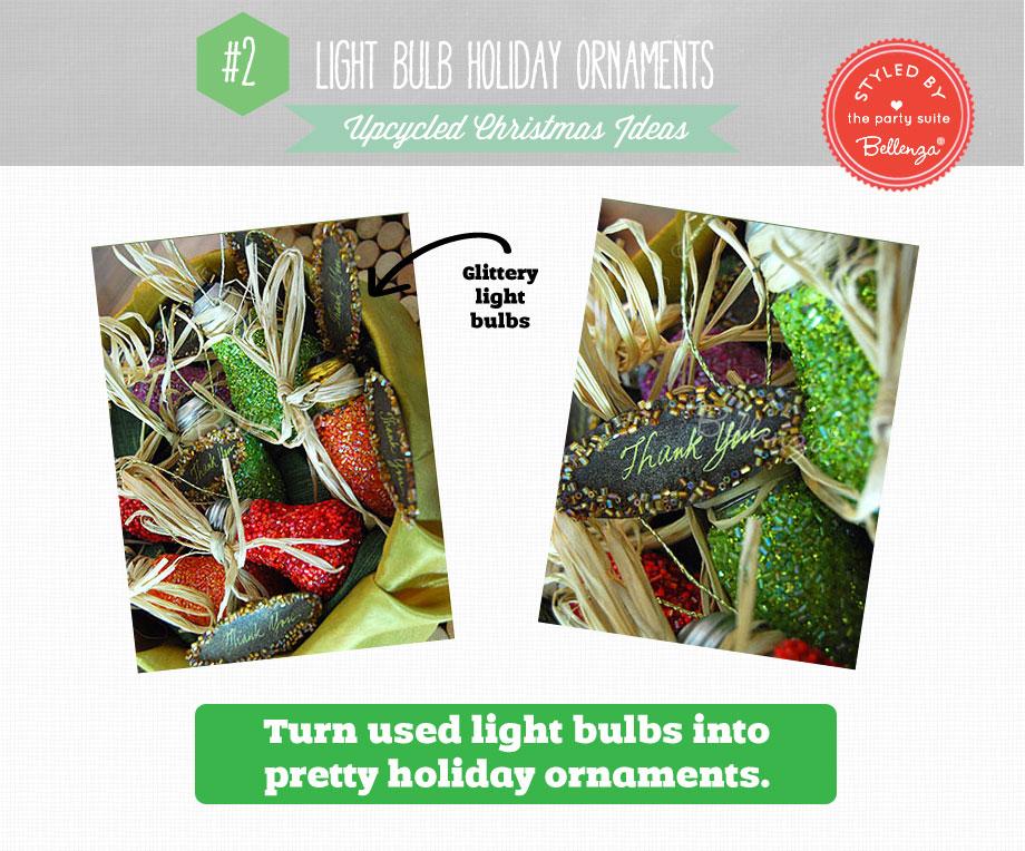 Light Bulb Ornaments | Bellenza