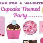 Valentine's cupcake theme