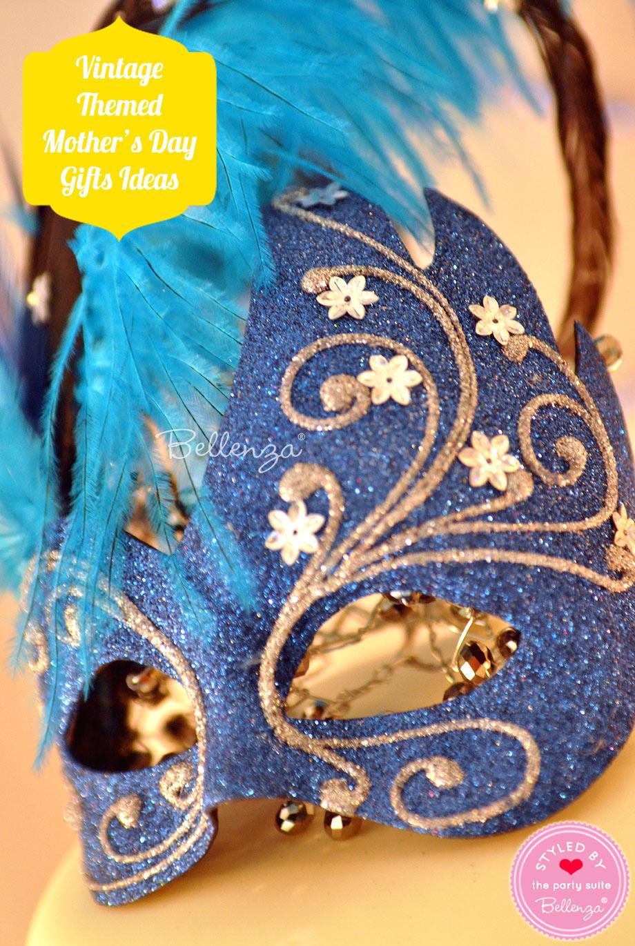 Venetian Masquerade Ball Mask
