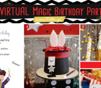 Zoom-ready Party Ideas for a Virtual Magic Birthday Party