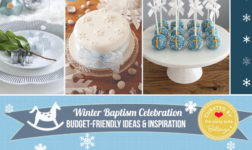 Winter Baptism Party Ideas: Budget-friendly Options