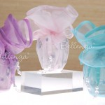 17″ Zaarni Organza Favor Wraps (set of 5)