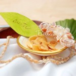 Vamélour Seashell Favor Trays (set of 2)