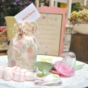 Luméseta Mini Floral Sachet Bags (set of 4)