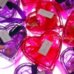 Charisse Heart Cookie Favor Boxes