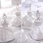 Petite Jeune Princess Place Card Holders (set of 2)
