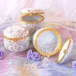 Marikei Porcelain Keepsake Favor Box (set of 6)