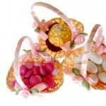 Chloebelle Straw Favor Basket (set of 8)