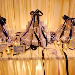 Pella Zucar Ivory Wedding Picture Frames