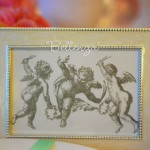Pella Zucar Ivory Wedding Picture Frames