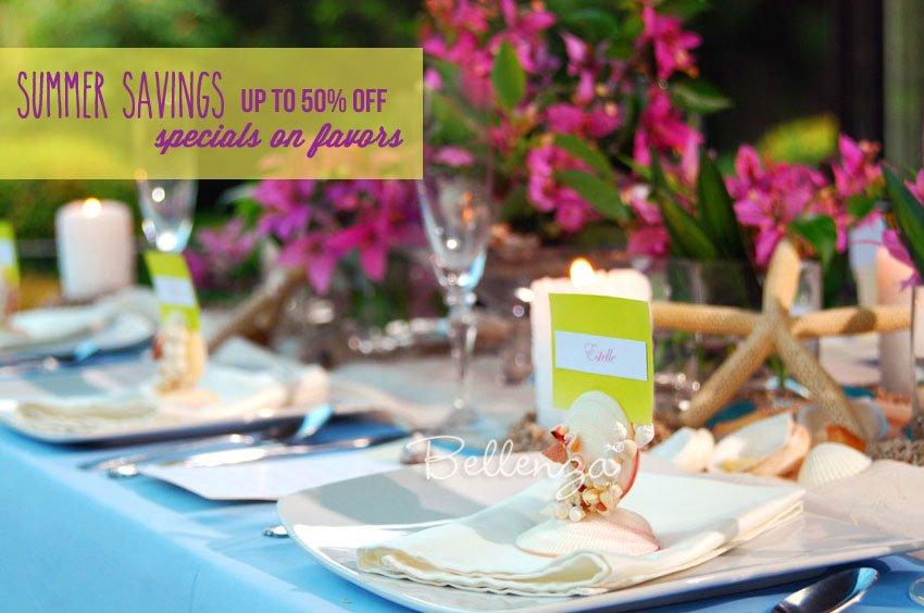 Summer Savings at Bellenza!