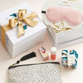 Spa Gift Set in a Box