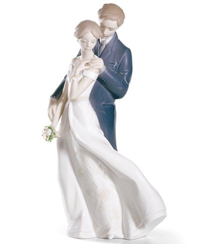 Porcelain figurine by Lladro.