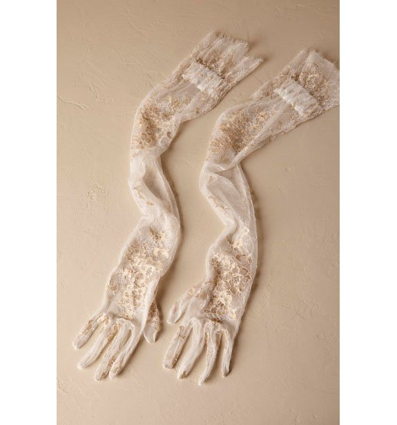 Adalia Lace Gloves