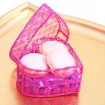Charisse Pink Heart Boxes