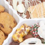 Signature Christmas Tin with Cookies