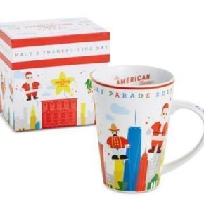 Thanksgiving Day Parade Themed Mug