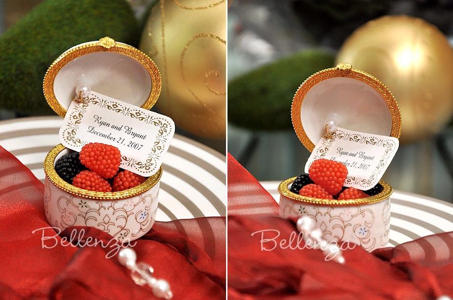 Earring Gift Box Mini Ceramic Jewelry Box Desk Accessories Hinged Gift Box Porcelain Ring Box Lefton Hinged Trinket Box