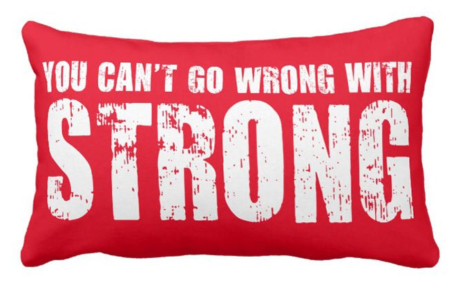 strongpillow