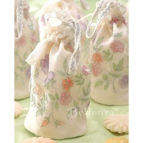 Soap Wedding Favor Pouches Luméseta (set of 4)