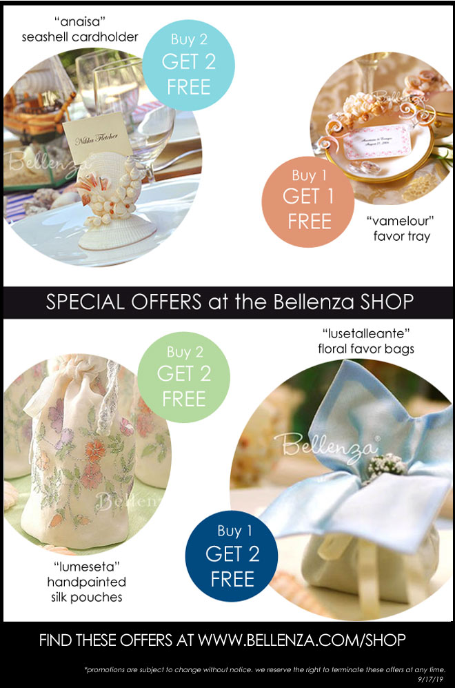 September offers at Bellenza