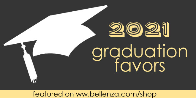 2021 graduation favors for gift bags