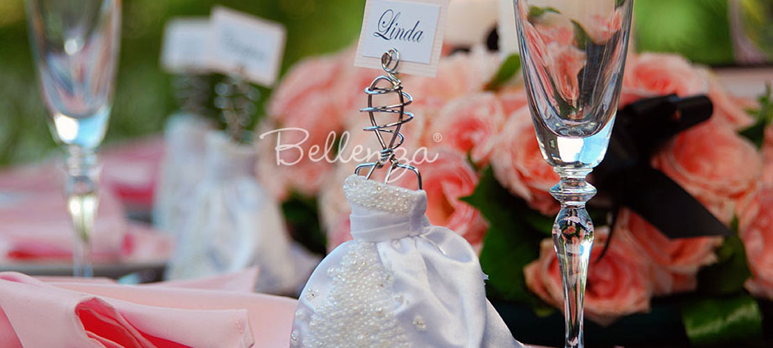 Elegant Bridesmaids Luncheon Favors