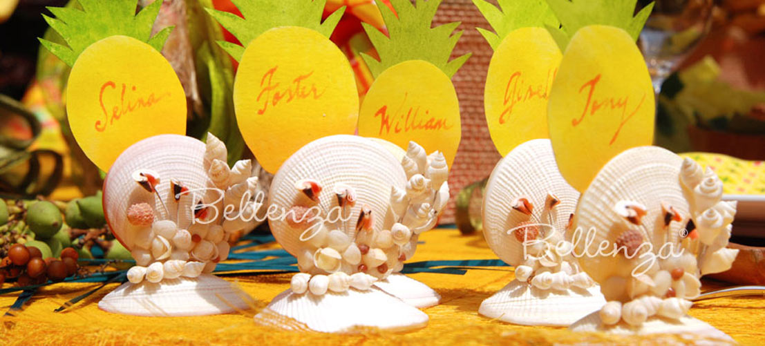 Seashell Party Favors