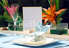 Location-inspired place setting