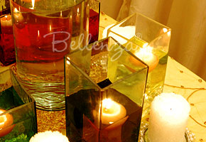 Tips on how to decorate with candles