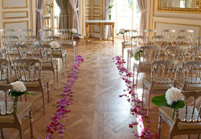 Hotel de Crillon wedding