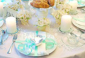 Breakfast at Tiffany's theme