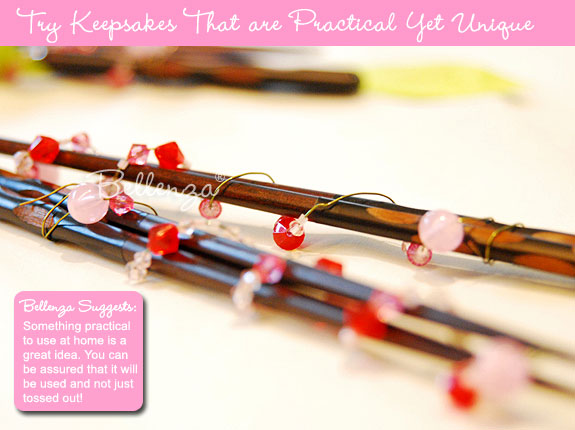Chopsticks for Asian themed favors