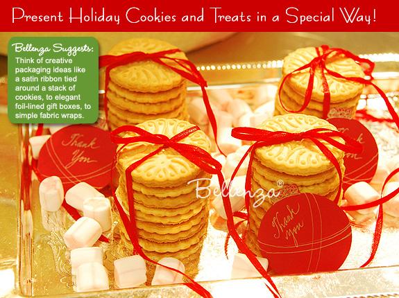Holiday baked treats