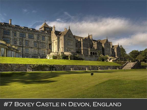Bovey Castle England