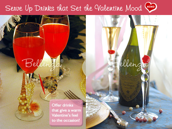Valentine drinks