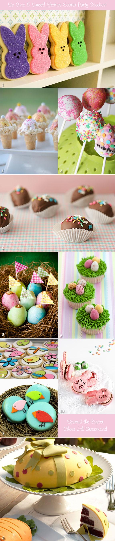 Sweet Easter Ideas