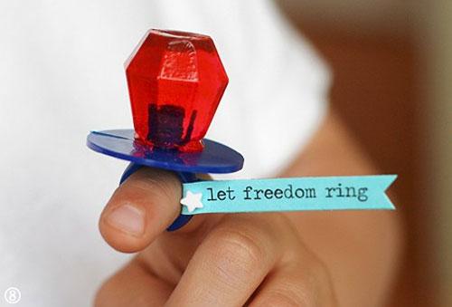 red ring pop