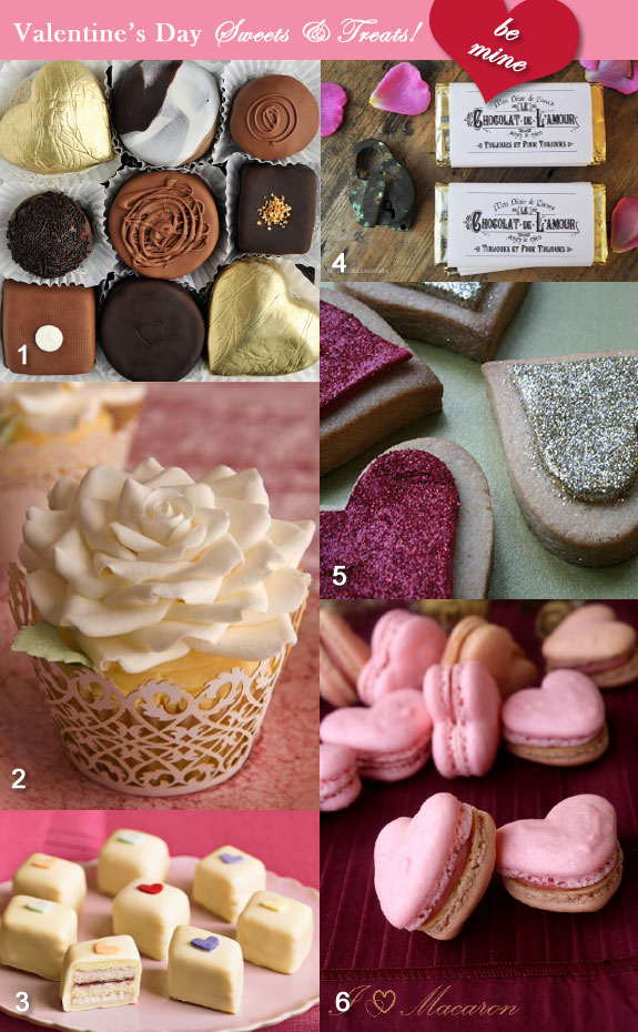 Sweet ideas for Valentine's Day