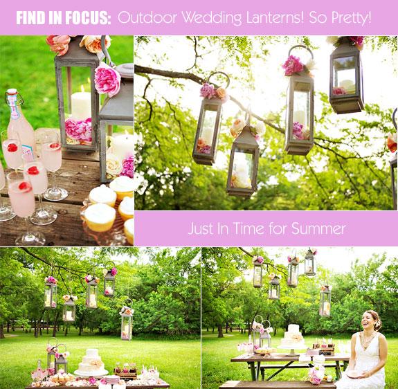 garden inspired table settings