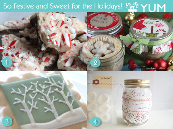 Ideas for Christmas goodies