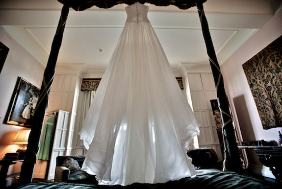 wedding dress view